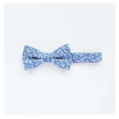 Bow Tie - Blue Pepper