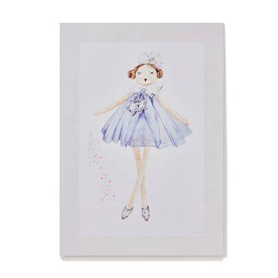 Twinkles Ballerina Print