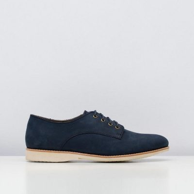 Derby Navy Nubuck 1