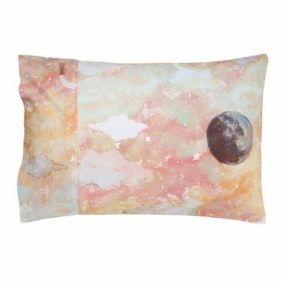 Starry Day Pillow Case