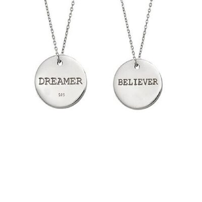 's A Dreamer Necklace