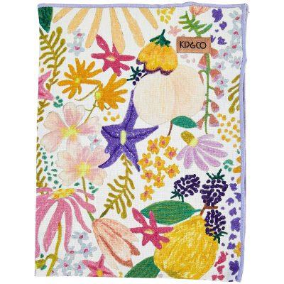 Nest Seven Kip Co Meadow Tea Towel