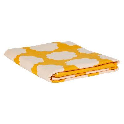 Nest-Seven-Faye-Cotton-Fitted-Sheet-Scallop-Flower-Sunflower-Yellow-Sage-Clare.jpg