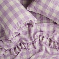 Nest-Seven-Lilac-Gingham-Ruffle-Flat-Sheet-Society-of-Wanderers.jpg