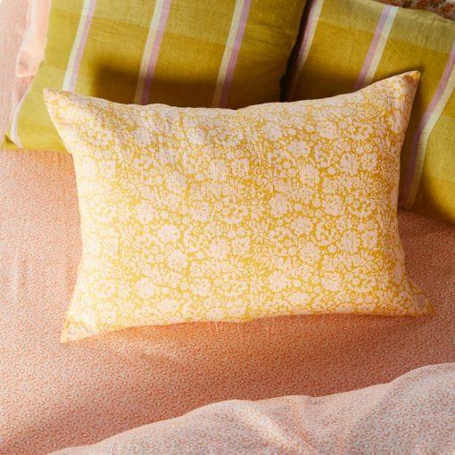 Nest-Seven-Ohana-Linen-Pillowcase-Floral-Sunflower-Sage-Clare-LS.jpg